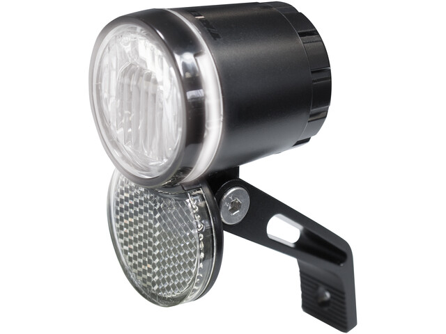 Trelock VEO 20 LUX Dynamo Cykellygter Med holder sort